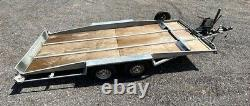 2001 Bateson Car transporter Trailer Tilt bed Twin Axle Winch One owner