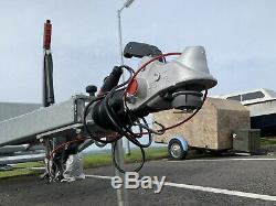 2019 Borq Twin Axle Car Vehicle Trailer Transporter 4.5 X 2.1 Metres 2700KG DMC
