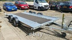 2021 Brian james A class twin axle car transporter trailer ONLY USED ONCE