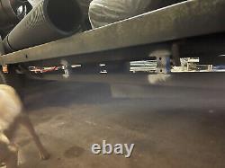 22ft Trailer Twin Axle