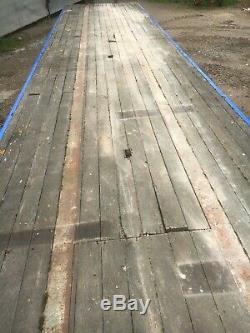 40 foot twin-axle Artic Trailer