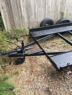Avonride 3000kg Twin Axle Car Trailer
