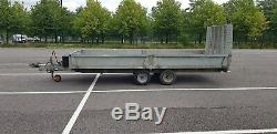 BATESON AT43 Twin Axle 14FT TILTBED TRAILER