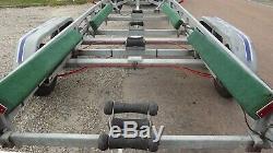 Big Dipper 3 Twin Axle Boat Trailer