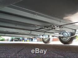 Box Trailer Ifor Williams Twin Axle BV126G