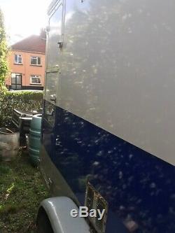 Box Trailer, Twin Axle