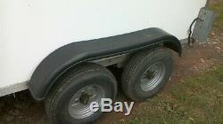 Box Trailer Twin Axle 8x4 Tow A Van