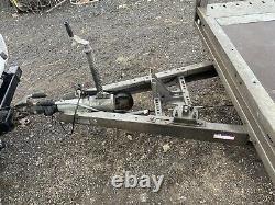 Brian James 4m Cargo Flatbed Trailer Twin Axle