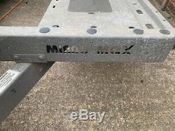 Brian James Minno Max trailer car transporter recovery small car twin axle