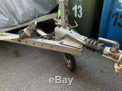 Brian James Minno Trailer Twin Axle 4 Wheel Car NOT included 164cm X 330cm