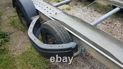 Brian James Trailer Twin Axle 3.5 Tonnes Rated 4.8M Bed Car Transporter