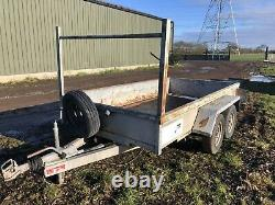 Challenger 10 X 5 Plant Trailer Twin Axle