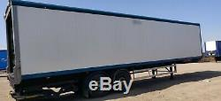 Don Bur Box Trailers 41ft 28ton Twin Axle 2004 2007 Tail Lift