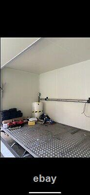 Exhibition Trailer, Display, Sales Mobile Office, Twin Axle, Box Trailer