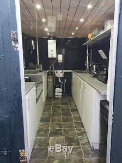 Food Trailer/ twin axle/ Mint condition