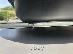 Hardly Used Lider Florence Large Twin Axle Camping Trailer & Lockable lid TIPS