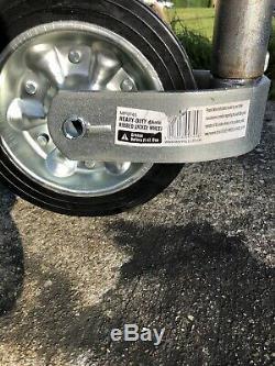 Heavy Duty car / Plant trailer twin axle