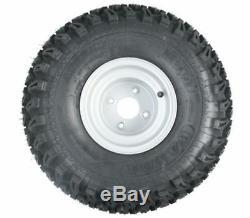 Heavy duty twin axle ATV trailer kit Quad trailer wheels + hub & stub 1800kgs