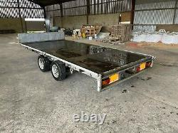 I For Williams LM466 Twin axle trailer