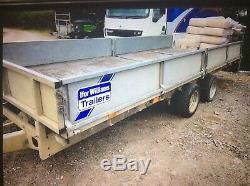 Ifor Williams 16ft Trailer Twin Axle 3500kg