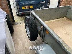 Ifor Williams 2.7 ton twin axle trailer