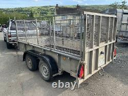Ifor Williams GD105MK3 Twin Axle General Purpose Trailer 2700kg with Mesh Sides