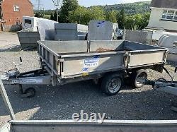 Ifor Williams LM105G Twin Axle Dropside Flat Trailer 2600kg