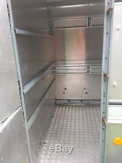 Ifor Williams TA5 8ft Livestock Trailer with Partition Cattle Sheep Twin Axle