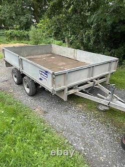Ifor Williams Trailer LM106 Twin Axle 10x6ft