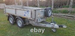 Ifor Williams Tt2515 Twin Axle Braked Tipper Tipping Trailer