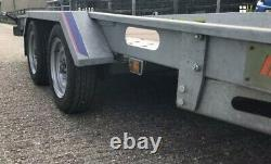 Indespension car transporter trailer twin axle CT27167