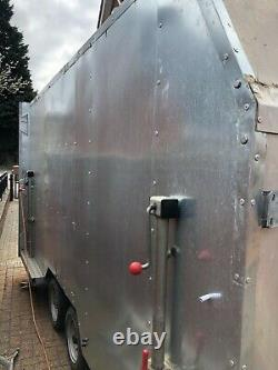 Indespension twin axle mobile bar trailer new conversion perfect for beer garden