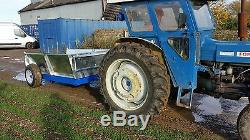 JSA 3 Ton Tipping trailer Twin ram Low load height Galvanised body Inc VAT