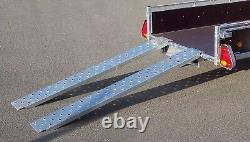Lider 8x4 Twin Axle 750 kg Unbraked Trailer Only £1395 inc vat