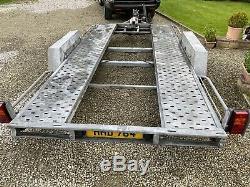 Lidor Twin Axle Car Trailer / Transporter