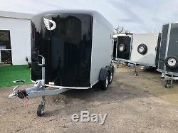 NEW Debon Roadster C500 Twin Axle Box Van Trailer 2000KG MGW, Side Access Door