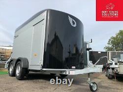 NEW Debon Roadster C500 Twin Axle Box Van Trailer 2600KG MGW, Side Access Door
