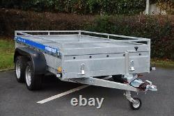 New Jokey 4 Car Trailer 10x5 Twin Axle Class 2700kg + Heavy Duty Trailer Free