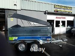 New Lider Florence 2019 Large Twin Axle Camping Trailer + Lid/Bars and Ext Sides
