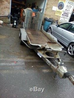 Plant/mini Digger Trailer 2700kg Ifor Williams Twin Axle