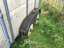 Scott livestock trailer, twin axle
