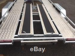 Smart/small Car Trailer / Made To Measure/ Twin Axle Braked Trailer