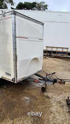 Tow A Van Twin Axle Trailer With Custom Heavy Duty Ramp