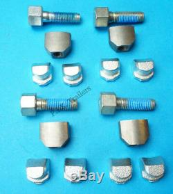 Twin Axle 200x50 KNOTT Type Trailer Brake Shoe & Cable Kit HB505 IFOR WILLIAMS