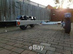 Twin Axle 3 tonne braked Boat Trailer