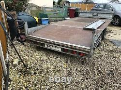 Twin Axle Car Trailer 2500 Kg