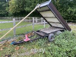Twin Axle Trailer 10ft X 5ft