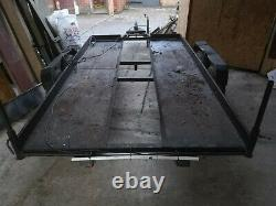 Twin Axle car Trailer 10ft. X 6ft