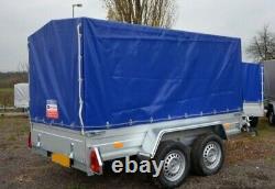 Twin axle brand new trailer Rydwan