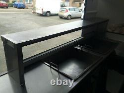 Wilkinson Catering Trailer Double Hatch Twin Axle for Sale